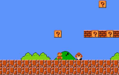 لعبة ماريو القديمة و الاصلية