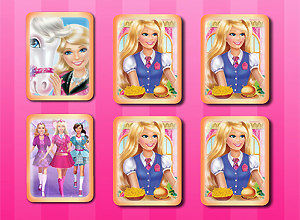 All Barbie Memory Cards