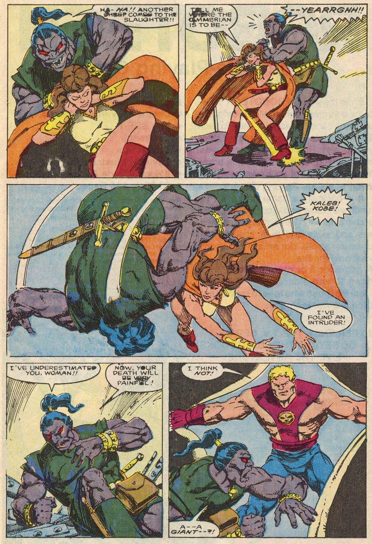 Conan the Barbarian (1970) Issue #197 #209 - English 7