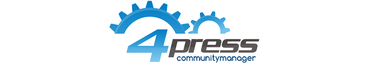 4Press Community Manager