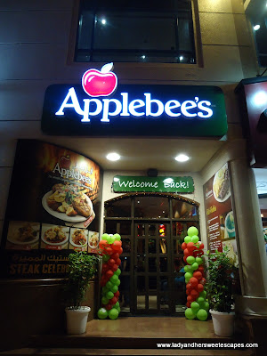 Applebees Dubai UAE