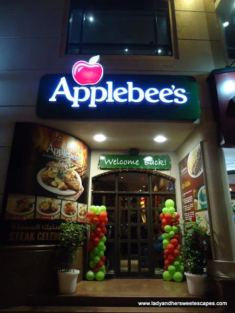 Applebees Dubai UAE
