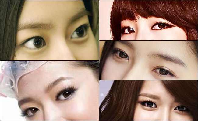 10 Idola Kpop yang Memiliki Mata Terindah dan Terseksi