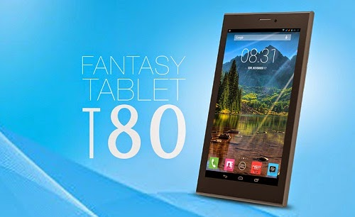 Harga dan Spesifikasi Mito Fantasy Tablet T80, Android Kitkat harga 1 Jutaan