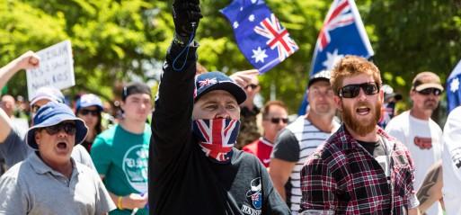 Pembicara Anti-Islam Picu Bentrokan di Melbourne