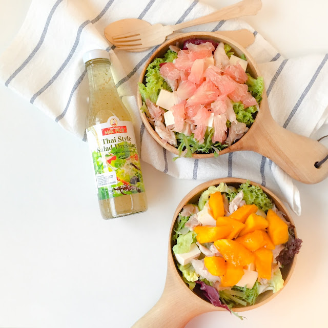 Mae Ploy Thai Style Salad Dressing