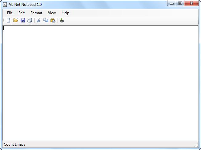 trik notepad, membuat program dengan  notepad