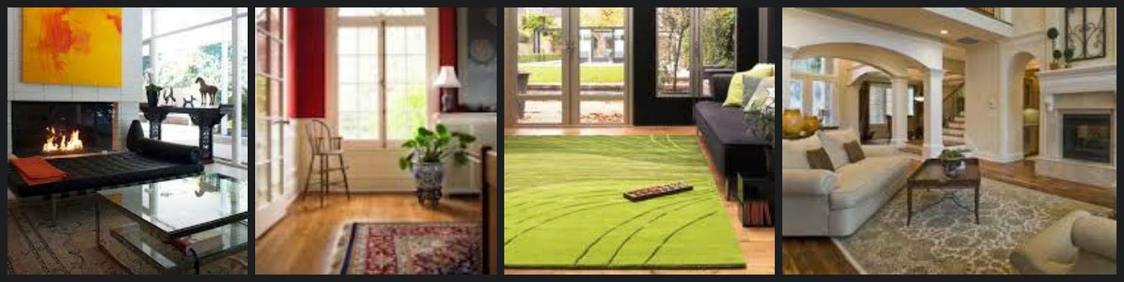 ... il tappeto giusto per soggiorno-architettura a domicilio