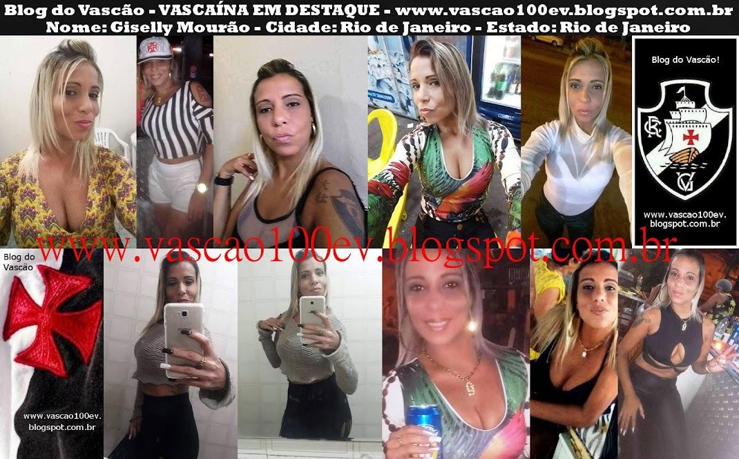 "GALERIA: ""VASCAÍNAS VIPS"" TOP 10 DO MOMENTO!"