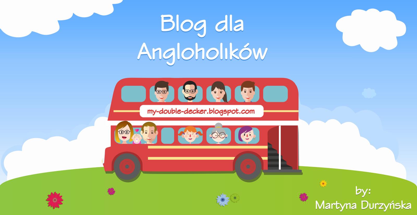 Blog dla Angloholików