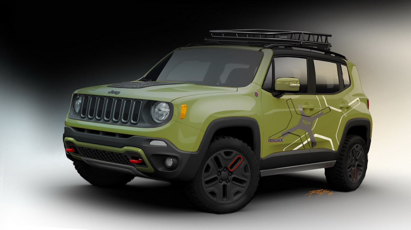 Nissan Of Omaha >> Mopar Preps a Pair of Jeep Renegade Concepts for NAIAS