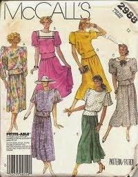 1980s Patterns