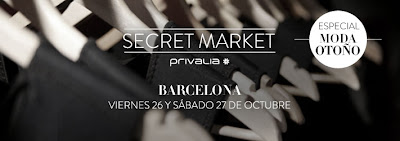 Privalia Secret Market Otoño 2012