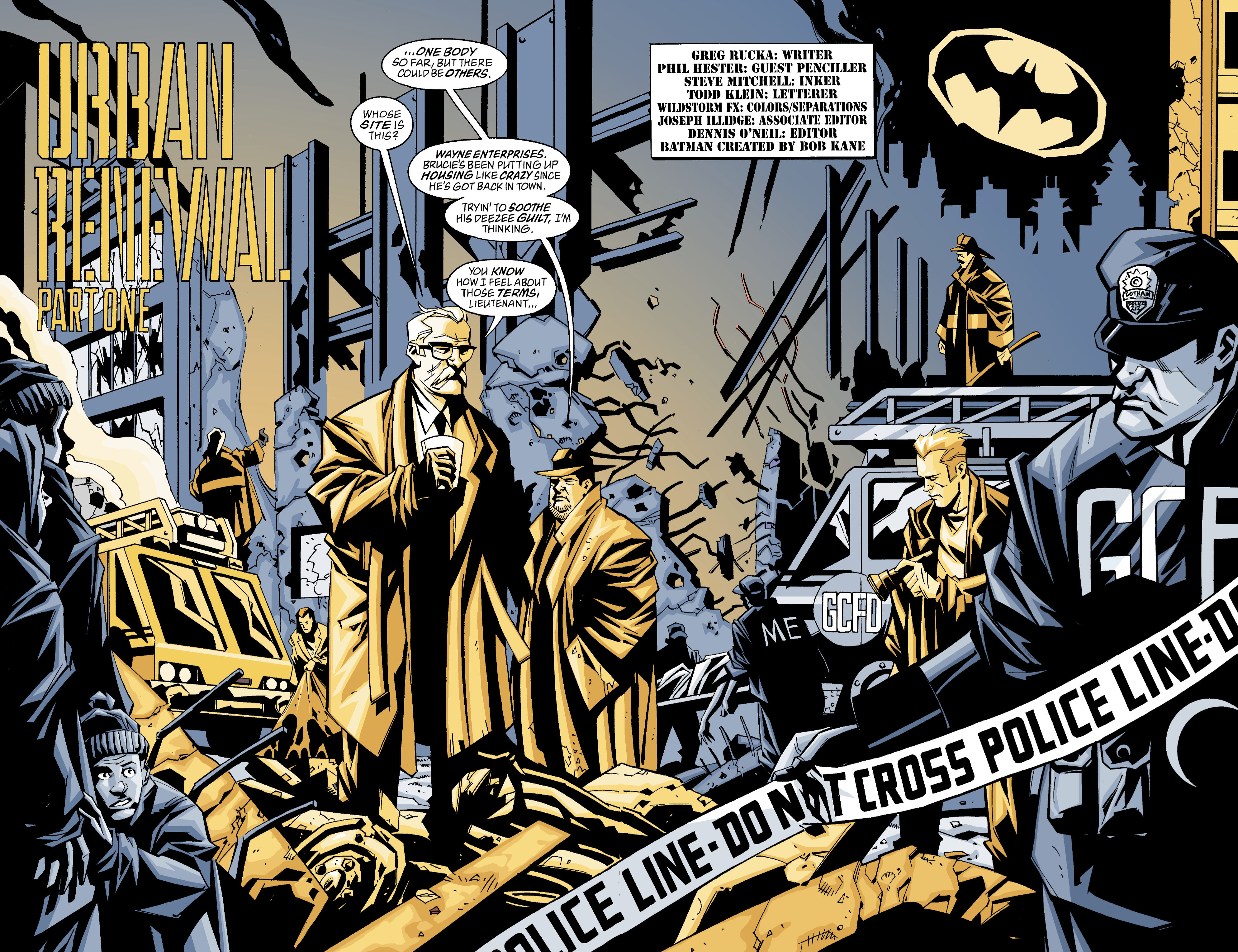 Detective Comics (1937) Issue #748 Page 3