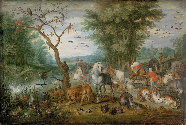paintings of spring jan brueghel
