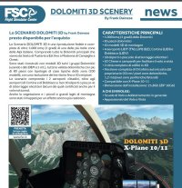 DOLOMITI 3D BROCHURE