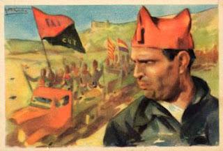 Durutti Column name inspiration - Buenaventura Durruti