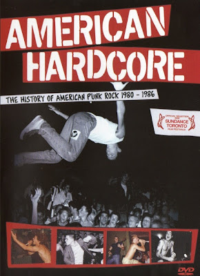 AMERICAN HARDCORE - The history of american punk rock 1980 / 1986 -