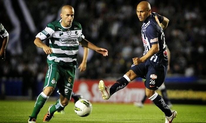Monterrey vs Santos en vivo