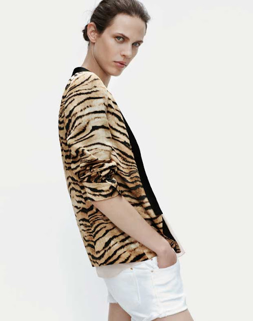 Animal Print Zara 1