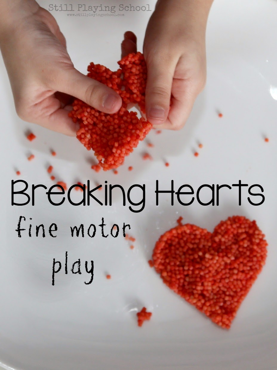 Valentines games for preschoolers