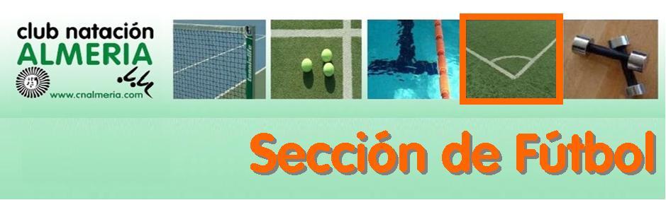Sección Fútbol - Club Natación Almería