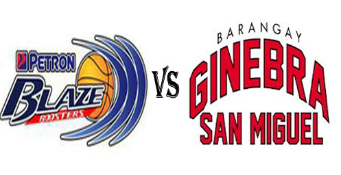 Watch Petron Blaze Boosters vs Brgy Ginebra San Miguel Live Stream