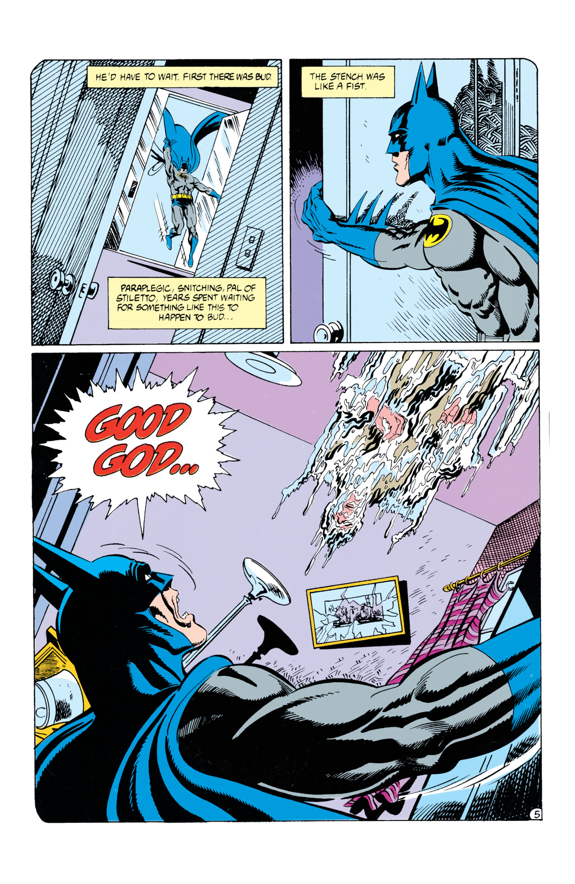 Detective Comics (1937) Issue #630 Page 6
