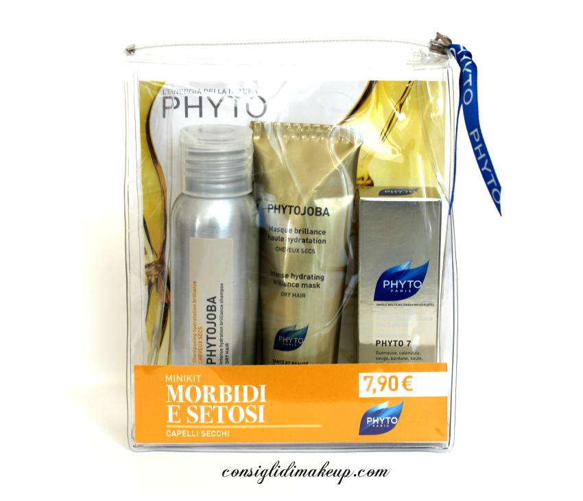 shampoo maschera phytojoba phyto 7