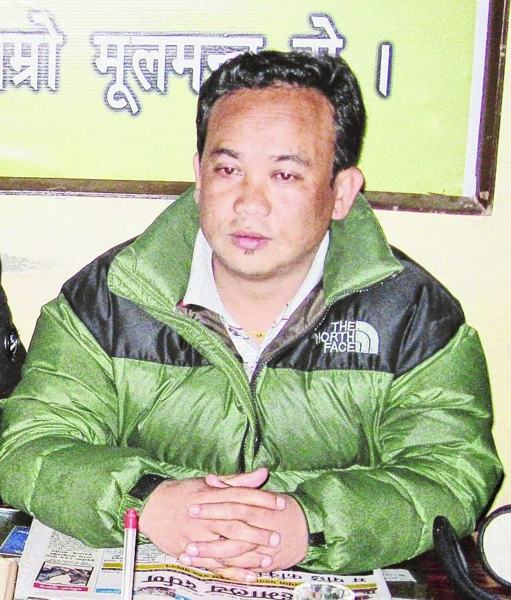 Priyabardan Rai GJM Yuva leader held in connection to Assam arms haul case