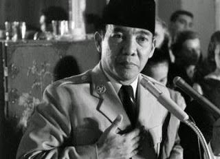 Profil/ Biografi Dr. Ir. H. Soekarno (Presiden RI Ke 1)