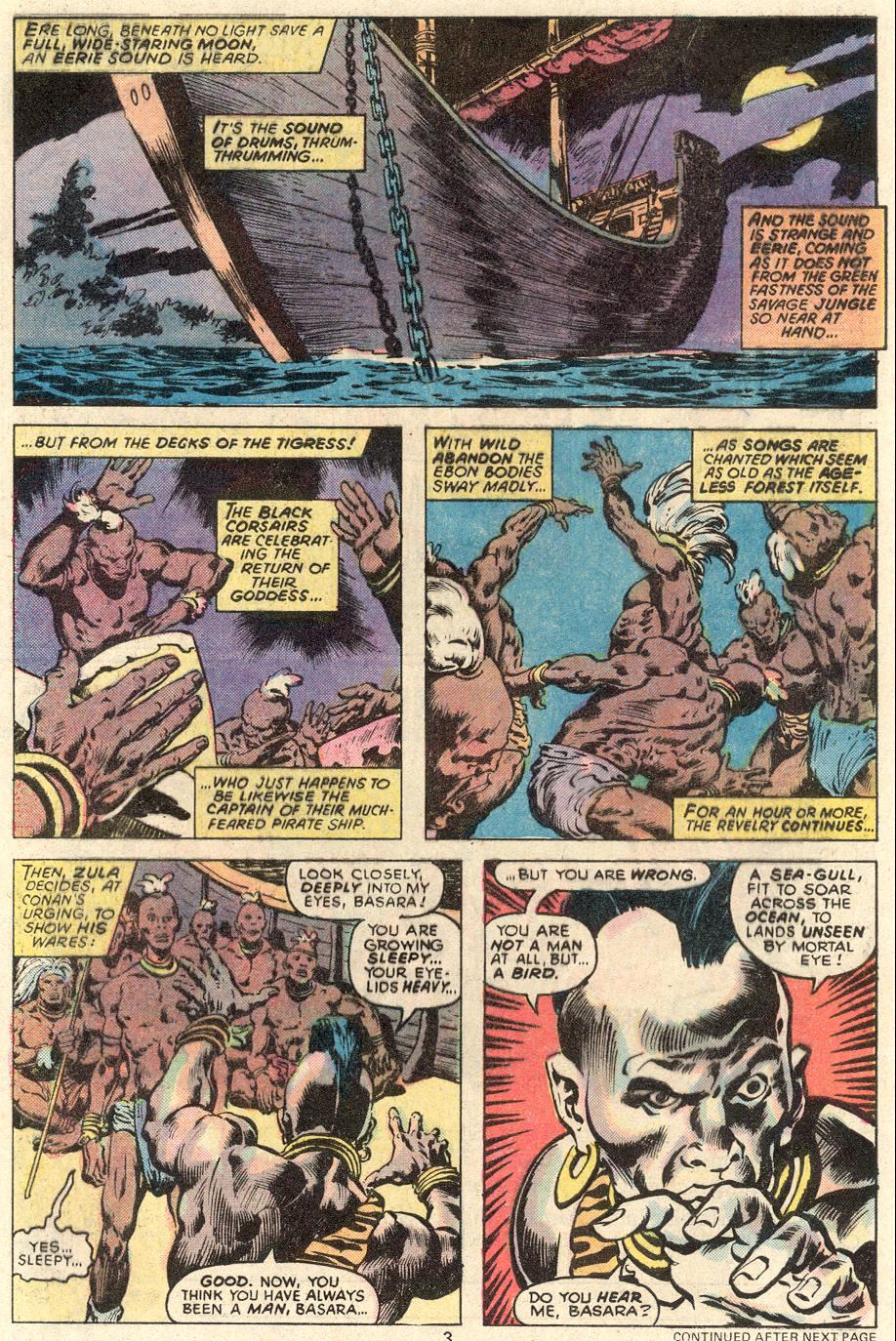 Conan the Barbarian (1970) Issue #91 #103 - English 4