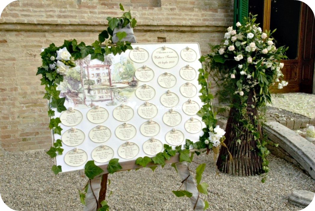 Matrimonio Shabby Chic Location Roma : Il tondo e l ovale event and wedding senza parole