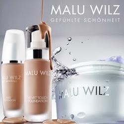 Meine besondere Empfehlung: Kosmetikprodukte von Malu Wilz