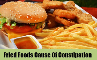 Foods That Cause Constipation