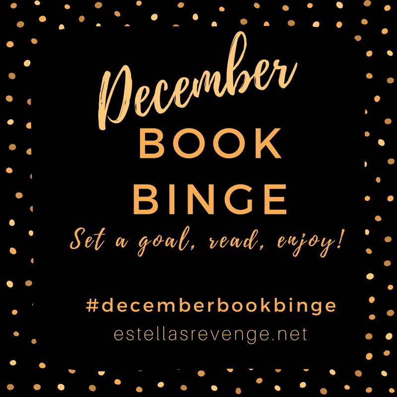 #DecemberBookBinge