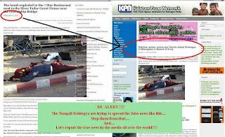 kasus rohingnya hoax