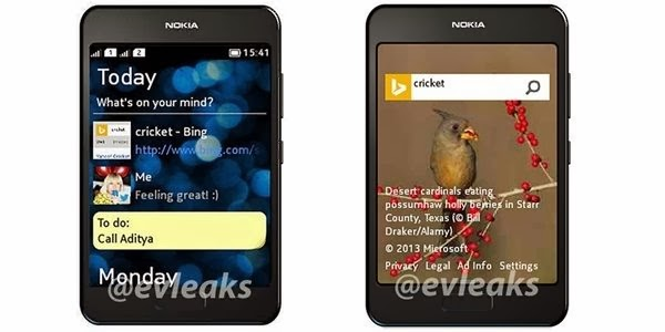 Upcoming mobile in Nokia's Asha series - Nokia Asha 504
