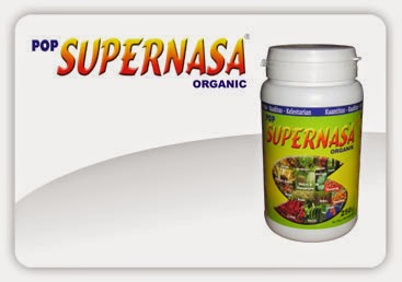 pupuk organik kualitas tinggi supernasa