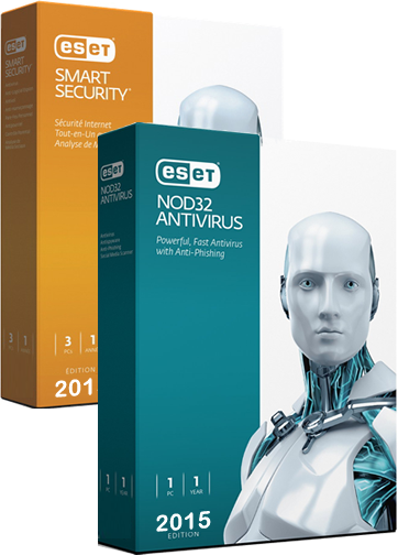 Download ESET NOD32 Antivirus & Smart Security 8 (x86/x64)
