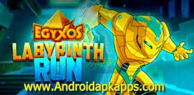 Download Game Egyxos Labyrinth Run v1.0 Full Apk Terbaru