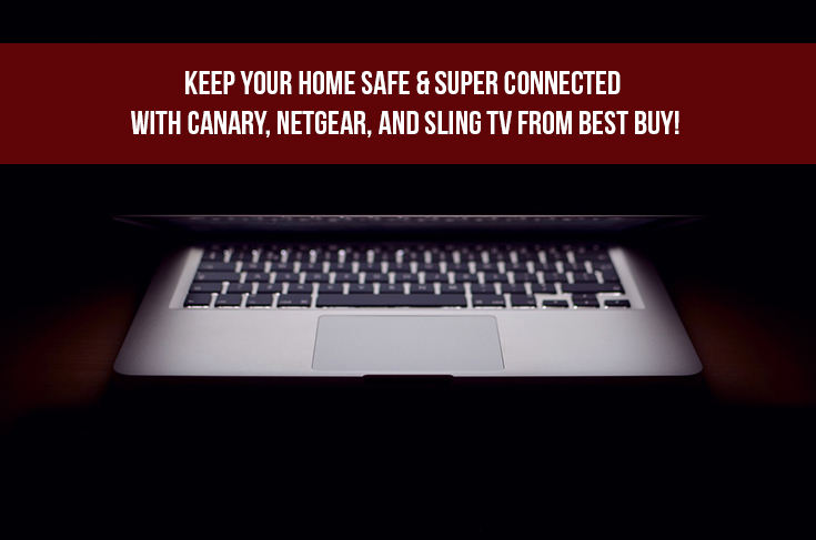 Keeping your home safe is a priority, learn how Best Buy can keep your home safe and super connected today!
