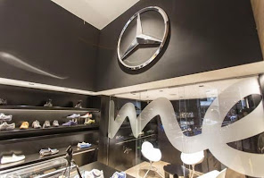 Mercedes me in Galleria
