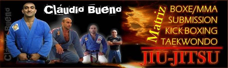 Cláudio Bueno  jiu-jítsu