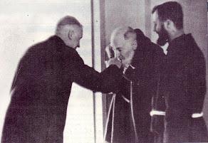 Mons. Lefebvre y Padre Pio