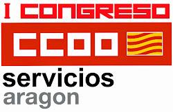 Documentación del I Congreso de Servicios-CC.OO de Aragón