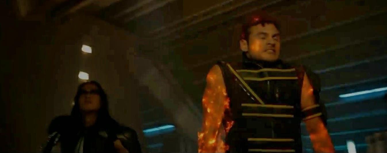 as Warpath and Adan Canto as Sunspot in X-Men Days of Future Past jpg    X Men Warpath Booboo Stewart