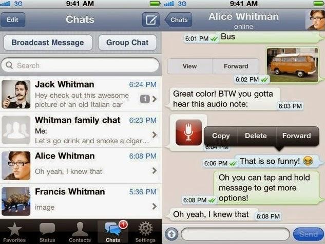 تحميل برنامج واتس اب Whatsapp