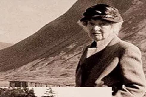 Inilah Wanita Inggris Pertama Yang Naik Haji