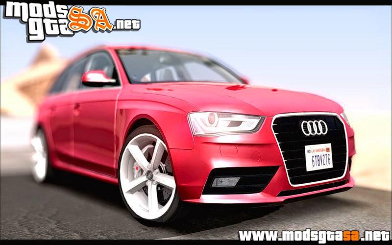 SA - Audi A4 Avant 2013